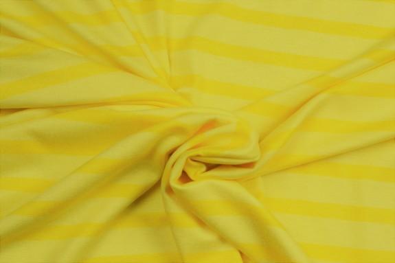 Jersey rayé jaune