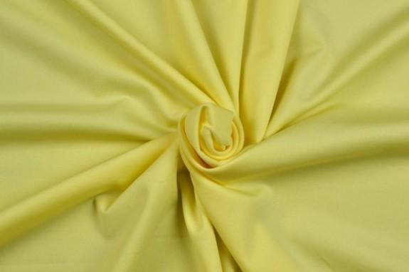 Lycra fin jaune