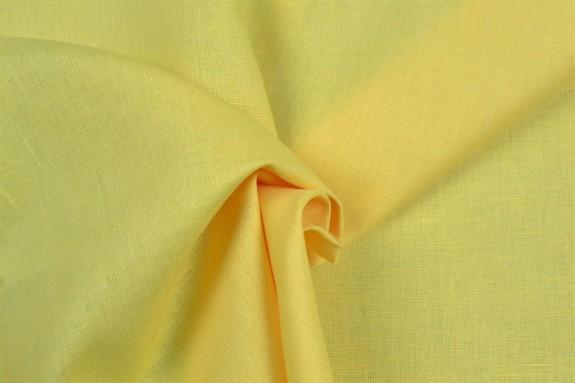 Lin jaune soleil