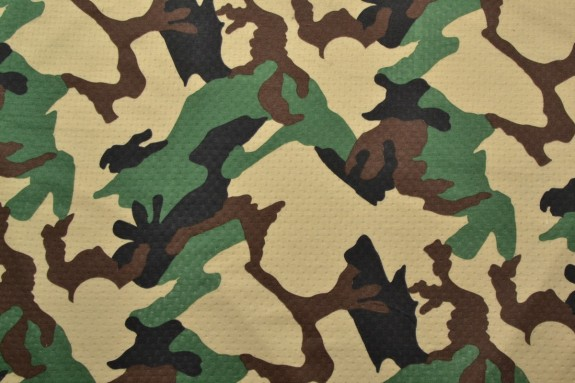 Maille militaire