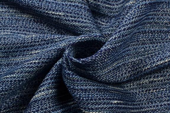 Chanel soyeux bleu