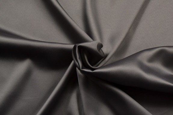 Satin stretch taupe