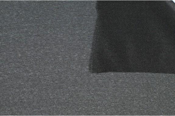 Entoilage jersey noir