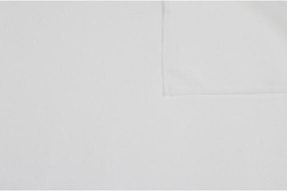 Entoilage standard tissé blanc