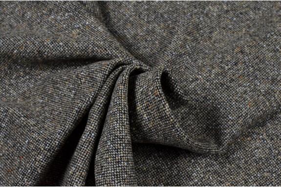 Tweed marron
