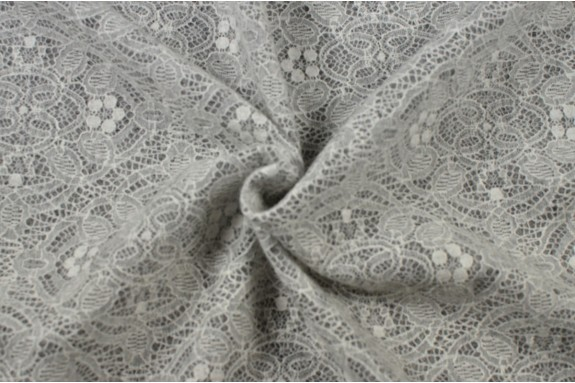 Tricot couture gris