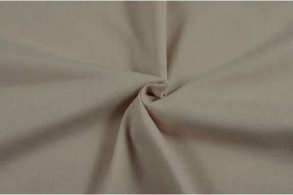 Voile de coton épais beige