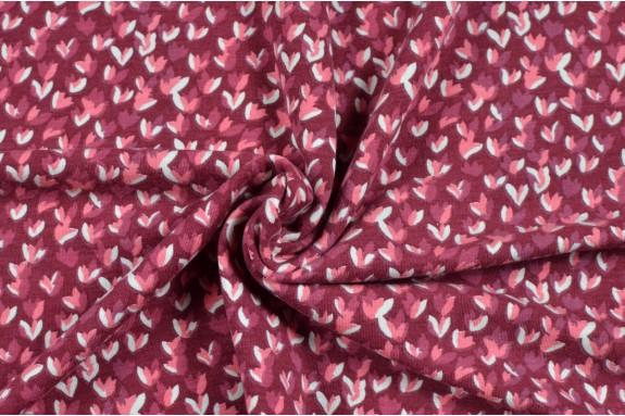 Jersey imprimé ruby