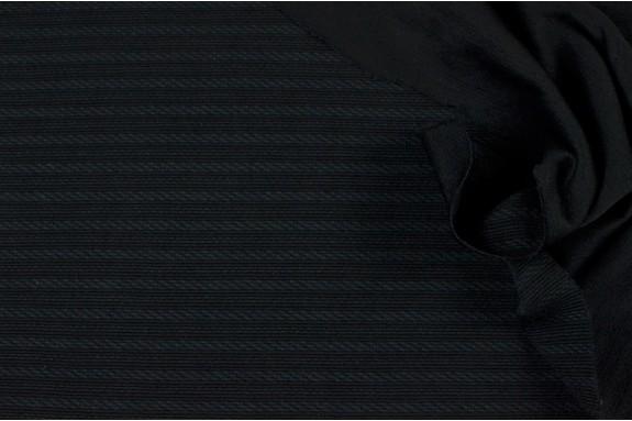 Lycra fantaisie noir