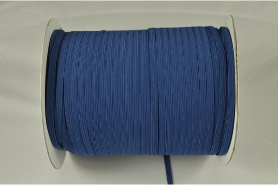 Bobine de 400 m élastique bleu 5mm