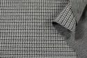 Pied de coq noir et gris