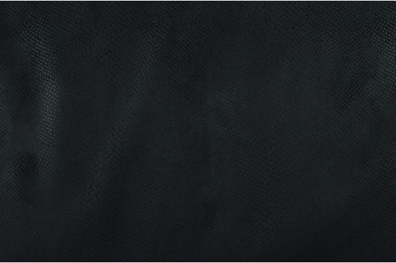 Simili cuir imperméable petit motif serpent