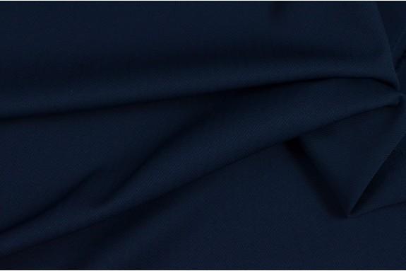 Mini chevron bleu