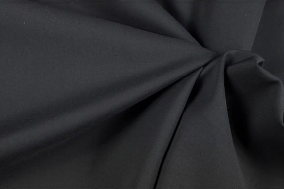 Coton mélangé gris foncé