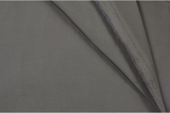 Imperméable taupe