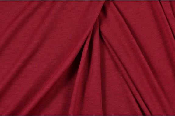 Jersey rouge bordeaux