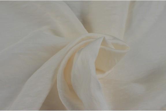 Viscose irisée beige clair