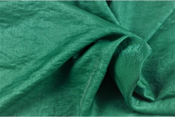 Viscose irisée verte